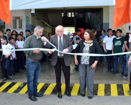El Colegio Don Bosco realizó una muestra de trabajos relacionados al ambiente