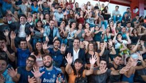 Coordinadores de las Colonias de Verano colmaron el Sporting Estrella para capacitarse