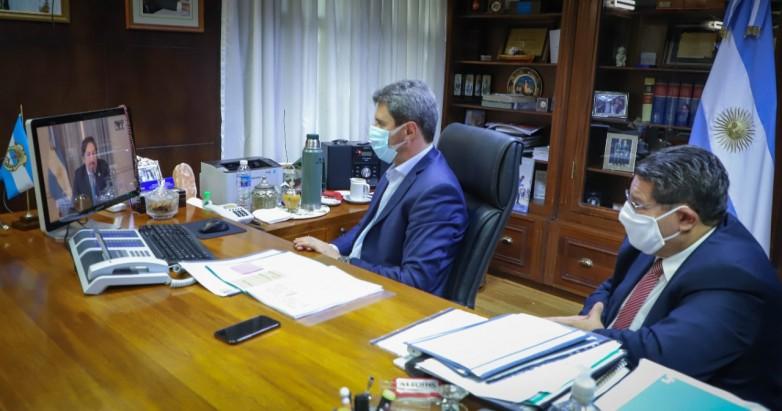 Trotta convocó a San Juan a integrar el Consejo Asesor de Planificacion de Regreso Presencial a Clases