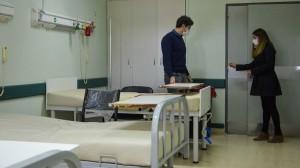Conocé cómo se preparó el Hospital de Sarmiento para actuar ante posibles casos de COVID-19