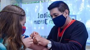 Unas 1500 personas ya fueron vacunadas bajo el programa Vacunate en tu Club