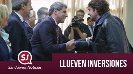 Llueven inversiones   #SanJuanEnNoticias