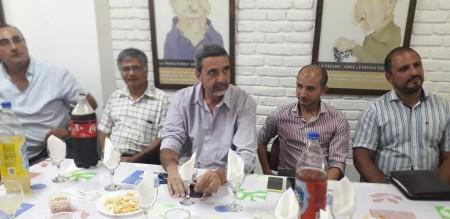 El ministro de Minería participó de la reunión de la Cámara Minera