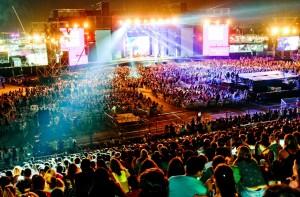 Más de 360 mil personas disfrutaron la FNS durante 5 días