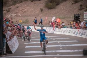 La pasión por el ciclismo se trasladó al oeste de San Juan