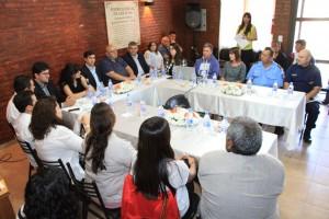 Operativo Integral en Ullum: Provincia y Municipio abordaron temáticas sociales