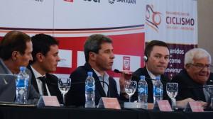 Las máximas autoridades del ciclismo mundial se reúnen en San Juan
