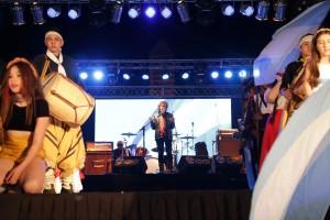 Comenzó la Novena Feria de la Cultura Popular y el Libro