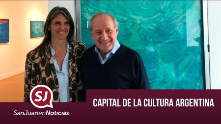 Capital de la cultura argentina | #SanJuanEnNoticias