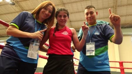 San Juan llegó a las 70 medallas en los Juegos Evita Nacionales
