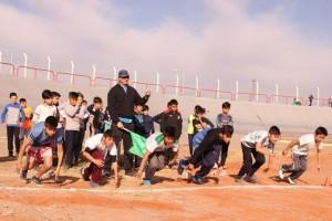 Deporte en la Comunidad pone la vara más alta en el 2020