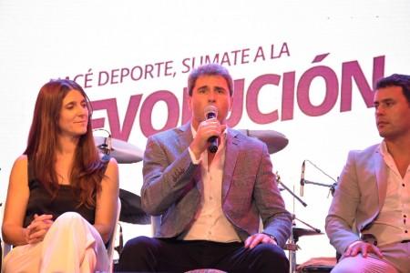 """Uñac en el Espacio Clarín: """"Hicimos del deporte una herramienta de transformación social"""""""