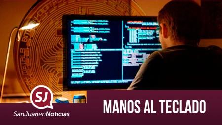Manos al teclado | #SanJuanEnNoticias