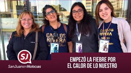 Empezó la fiebre por El Calor de lo Nuestro | #SanJuanEnNoticias