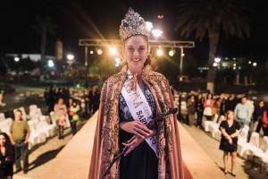 Sarmiento tiene reina y es Ailen Vilaplana