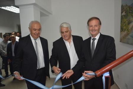 La Asociación Dirigentes de Empresas inauguró nuevos salones