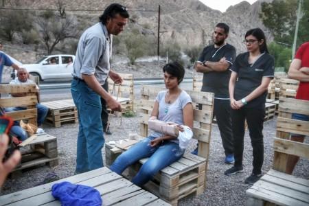 El PQZ fue protagonista de un curso de primeros auxilios