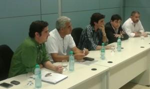 El Comité de Crisis Provincial sesiona intensamente.