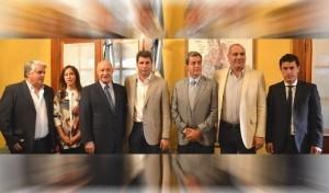 Nuevos convenios de la provincia con el CFI