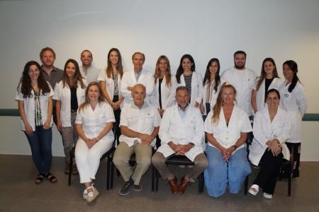 Oftalmología del Hospital Rawson es un servicio que no para de crecer