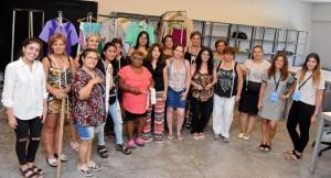 Conocé a las 15 costureras sanjuaninas que aportan su creatividad a la FNS