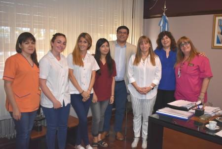 Setenta mujeres de 9 de Julio se realizaron el control de mamas y examen ginecológico