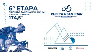 Sexta etapa de la Vuelta a San Juan 2020