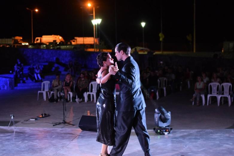 Se realizó en Anchipurac el espectáculo artístico Ecocultura de Cuerdas y Sabores