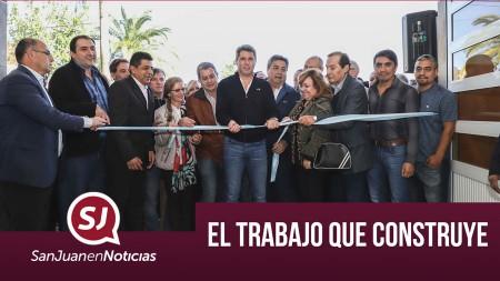 El trabajo que construye | #SanJuanEnNoticias