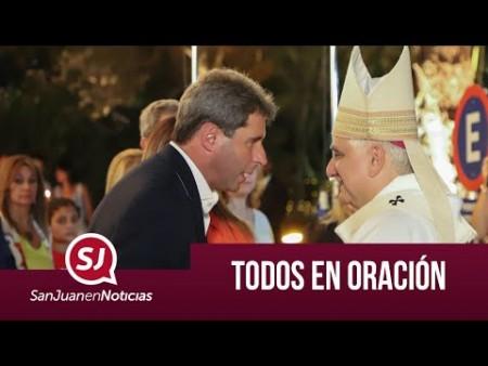 Todos en oración | #SanJuanEnNoticias