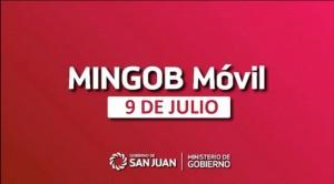 El programa que benefició a 15.000 sanjuaninos llega a 9 de Julio
