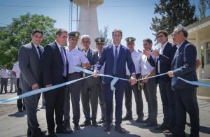 Inauguraron nuevos pabellones en el Servicio Penitenciario Provincial