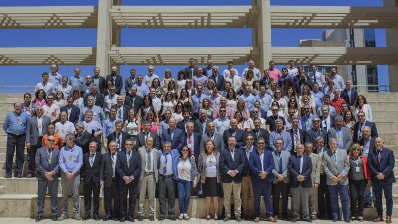 La LVIII Asamblea Anual Ordinaria del Consejo Vial Federal ya sesiona en San Juan
