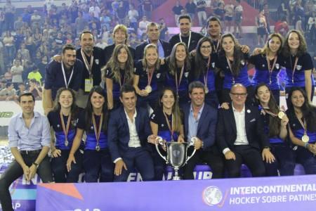 Concepción PC, primeras campeonas del Mundo