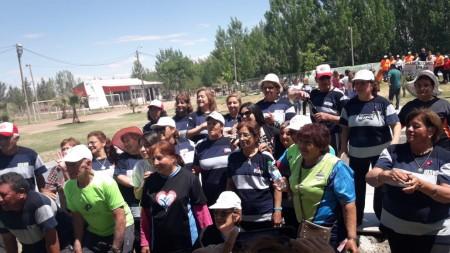La Liga Interclubes llegó al departamento Sarmiento