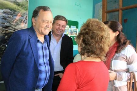 Abordaje en Jáchal: se realizaron unos 1500 trámites sociales y de salud
