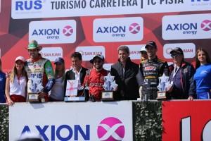 Más de 65 mil personas disfrutaron el Desafío de las Estrellas en el Circuito San Juan Villicum