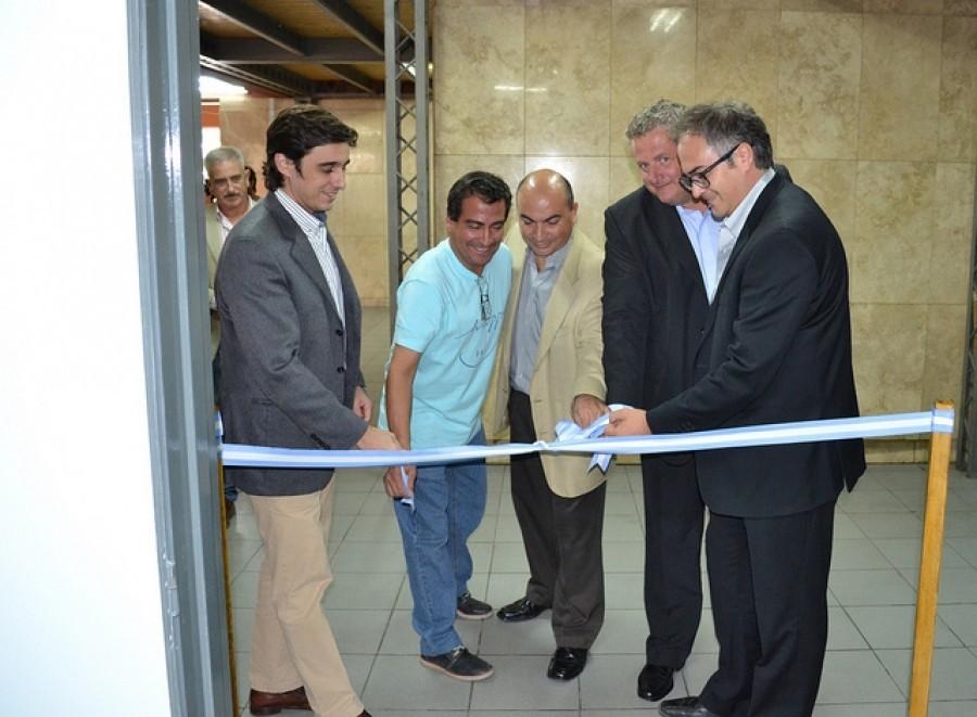 Nuevos baños para la Terminal de Ómnibus