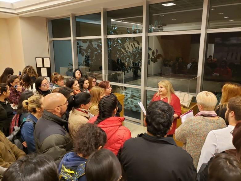Más de 500 personas visitaron la muestra documental sobre San Juan