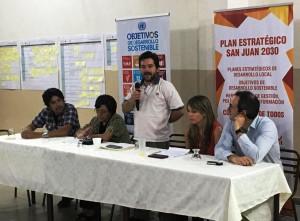 Calingasta ya tiene formado el Consejo Abierto donde la ciudadanía participa de la ejecución del Plan Calingasta 2030