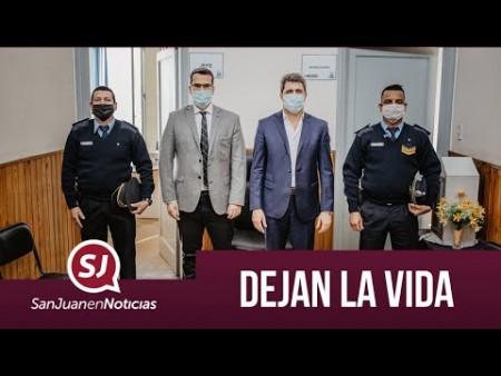 Dejan la vida | #SanJuanEnNoticias