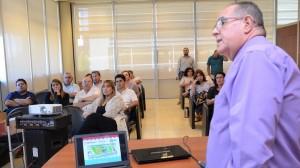 Salud Pública se reunió para acordar funciones en la FNS