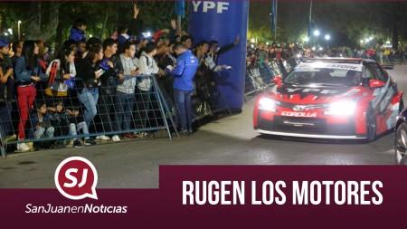 Rugen los motores | #SanJuanEnNoticias