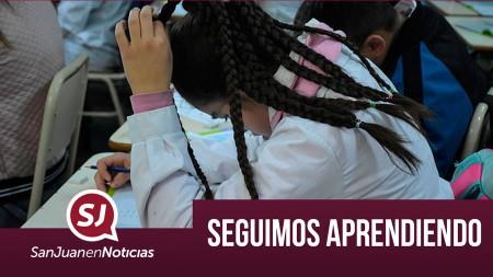 Seguimos aprendiendo | #SanJuanEnNoticias