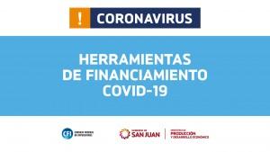 Herramientas de financiamiento Covid-19