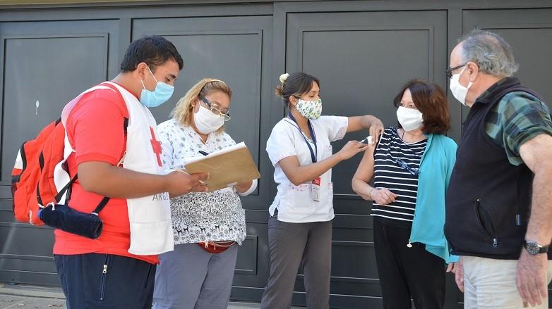 Ya se colocaron unas 89.000 vacunas antigripales en toda la provincia