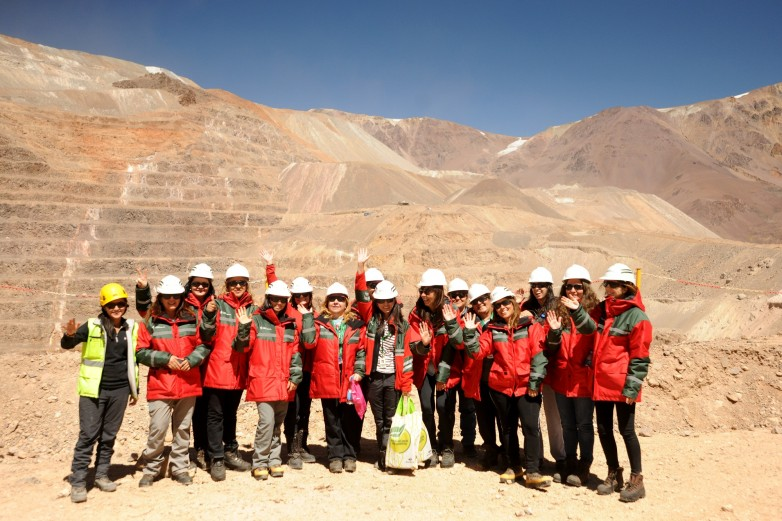 Nuevos negocios, el eje de las mujeres mineras