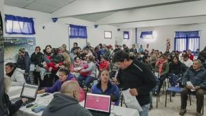 Segunda etapa del sorteo: más de 4.000 familias ya eligieron su barrio
