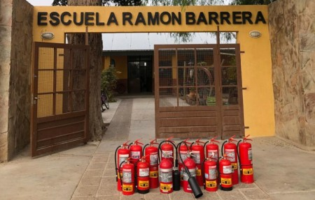 Educación refuerza el equipamiento, mobiliario y elementos de seguridad en escuelas