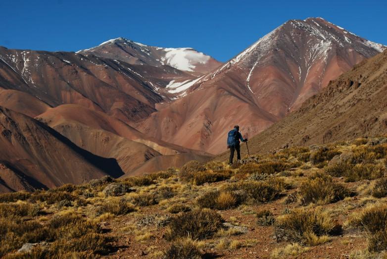 Conocé los 10 lugares ideales de San Juan para realizar trekking en cordillera